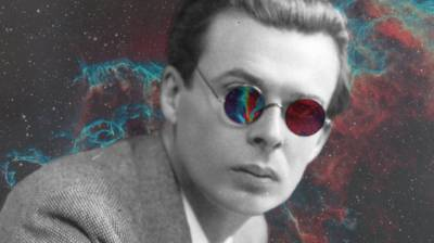 Aldous Huxley y la pscodelia