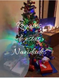 Regalos de Papá Noel y Reyes Magos de mi rubio estas Navidades