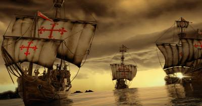 Expansión ultramarina y feudalismo en el siglo XVI