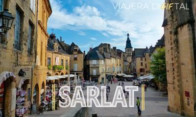 Sarlat-la-Canéda, uno de los pueblos más bonitos de Francia