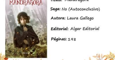 Reseña Mandrágora, de Laura Gallego
