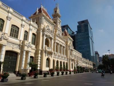 Cómo Llegar Del Aeropuerto De Ho Chi Minh Al Centro