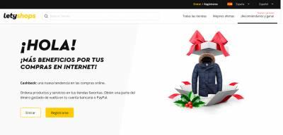 LetyShops - Gana dinero por comprar en tiendas online.