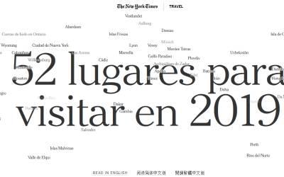 Los 17 destinos europeos recomendados por New York Times
