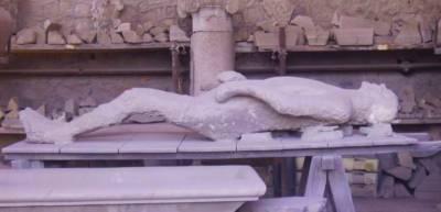 Pompeya (Italia): Ciudad dormida en el tiempo
