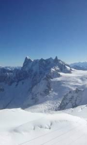 Chamonix un pueblo a los pies de los Alpes