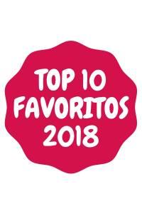 Top 10 Favoritos 2018