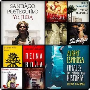 Los 10 Libros mas vendidos de 2018