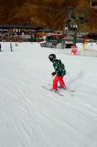 Inaugurando la temporada de esquí: #MM
