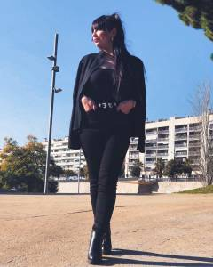 Descubriendo A Elegrina + Look