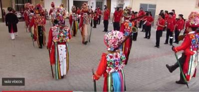 """La fiesta de """"Los Mosqueteros de San Antón"""""""