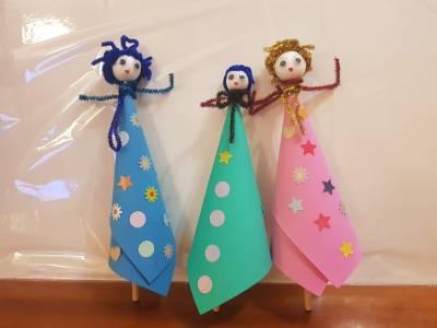 Hacemos marionetas caseras – Planes con niños
