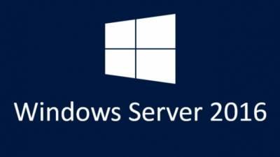 Seguridad Microsoft Windows Server 2016