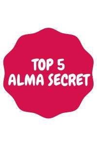 Top 5 Alma Secret