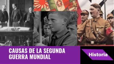 La segunda guerra mundial parte 1 de 4