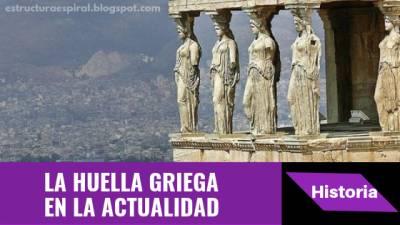 El legado de grecia a la humanidad
