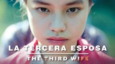 La tercera esposa: sutil, cadenciosa, bella. . .