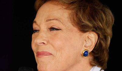 ¿Quién es Julie Andrews?