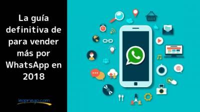 Guia con estrategias de WhatsApp Marketing para aumentar ventas