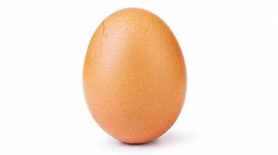 El huevo más famoso de Internet supera los 50 millones de 'likes'