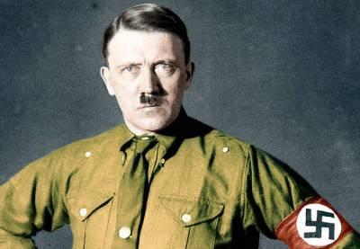 Adolf Hitler el lider nazi de Alemania