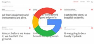 Como añadir Google Fonts a tu página web