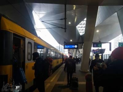 Cómo viajar de Viena a Praga en tren