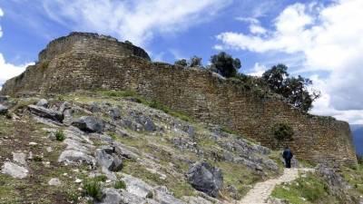 Una visita a las ruinas espectaculares de Kuelap