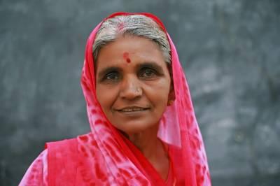 Bindi, el punto rojo