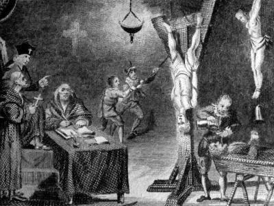 Libro Sobre La Inquisición
