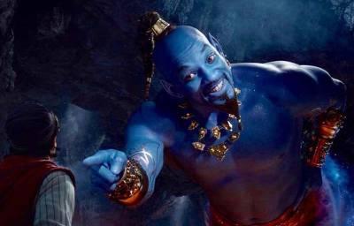 El aspecto de Will Smith como el genio azul de Aladdin provoca todo tipo de memes
