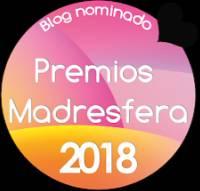 Premios Madresfera 2018: ¡Estoy nominada y ya puedes votarme!