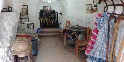 Museo de las Cuevas del Sacromonte en Granada