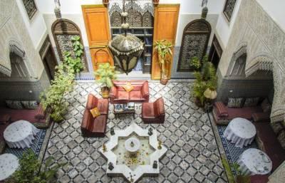 Marruecos: de riad en riad