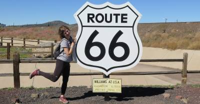 Ruta 66: de Williams a Las Vegas