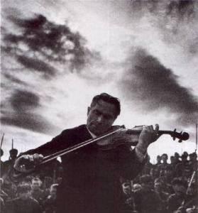 El violinista de Stalingrado