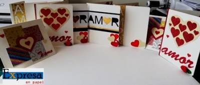 Tarjetas par un día de San Valentin