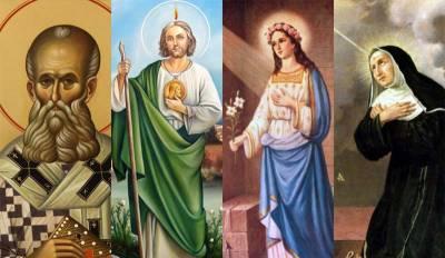 Descubre hoy los santos más poderosos y sus orígenes