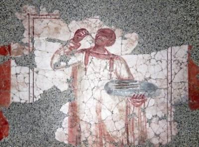 ¿los Romanos Ya Comían Calçots?