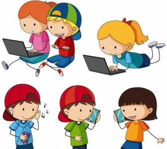 Casi una cuarta parte de los niños usan internet de forma compulsiva, ¿cómo prevenirlo?