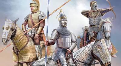 La Caballería Romana Del Siglo Iii