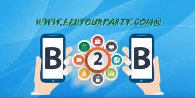 Razones por las que empresas, marcas, patrocinadores, etc. deben elegir B2B para comprar merchandising