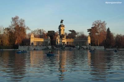 Planes románticos en Madrid - Parajes x visitar