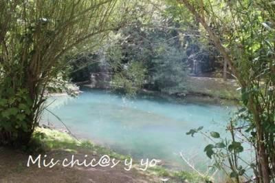 El nacimiento del Ebro en Fontibre