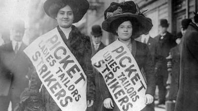 Historía 'Día de la Mujer Trabajadora