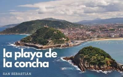 La mejor playa de Europa: conocé la playa de La Concha