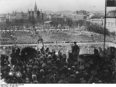 Europa En Manos De Hitler: Anschluss