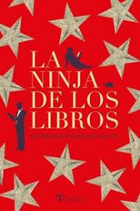 Reseña 'La ninja de los libros' - Ali Berg & Michelle Kalus