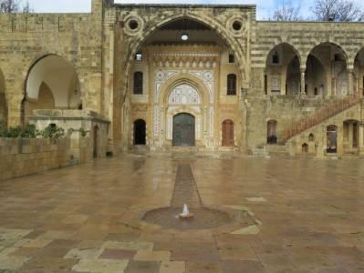 El Palacio De Beiteddine, La Alhambra De Líbano