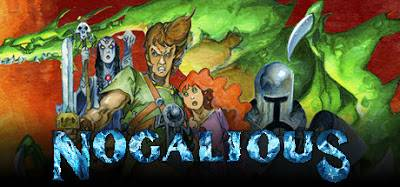 Indie Review: Nogalious.